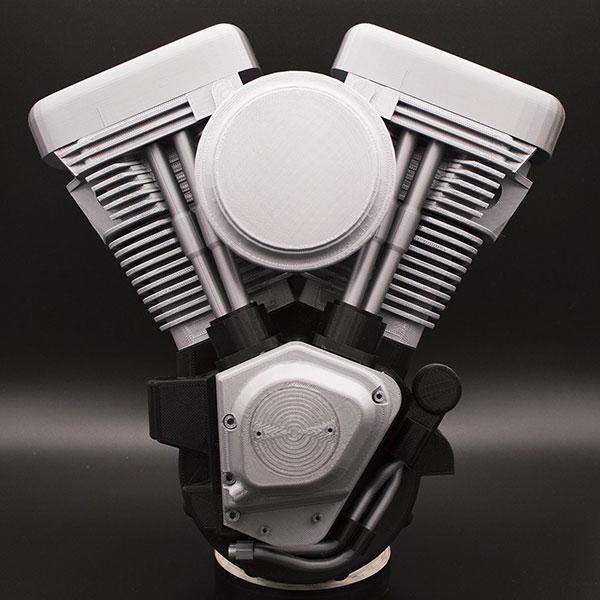 V2 Harley Davidson